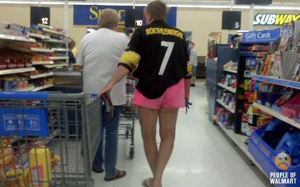 People of Walmart - Big Ben